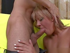 Young exgirlfriend cum in mouth