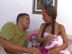 Morenita Linda Anal
