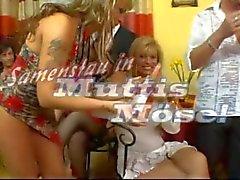 Samenstau in Muttis Moese - CD1