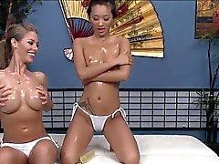 Blonde and Brunettes live webcam sexs