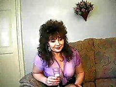 Sıcak Busty Olgun İngiliz Cougar Assbanged