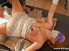 Der Mumifizierung , Windel und Spritzer