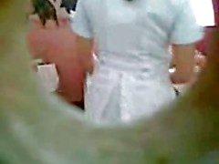Nurse hidden cam