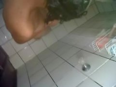 Video - Wife Sister bath hidden cam spy
