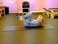 Chloe Moretz - Sexy Gymnastics