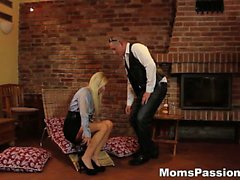 Dana is a young mom who loves sex and has a perfect guy to