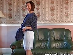 Mature english talking and exercising - Sunporno Uncensored