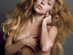 Lady Gaga Disrobed!