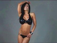 Denise Milani Alles Reizvolle Bikini - nicht FKK