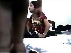 Sexy Indian fuckers hotel room sex