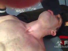 Adam Russo und Kyle Ferris Raw
