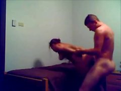 Amateur big butt milf hard fucked
