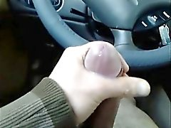 Big Cut Cock In Car