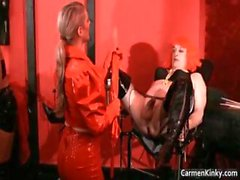 Dirty Carmen in perverse hardcore part4