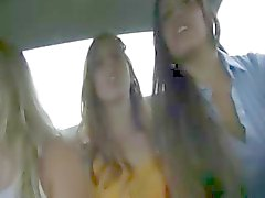 Adolescentes universitários Tenn fodendo em carros