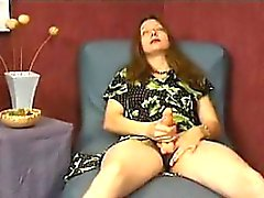 Russian Lesbians Fucking With A Strap-On
