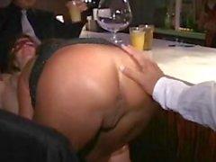 kinkyandlonelycom Pink nipple milf sucks tits