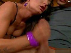 Amateur anal gape