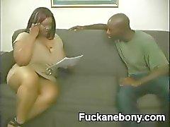 Sexy Hot BBW Ebony donuk Hole Aşurelik