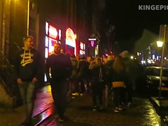 Amsterdam Red Light District Q&A from my weekend trip.