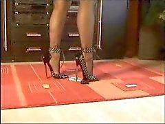 Legs and heels fetish