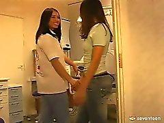 A lesbian treatment