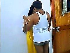 De parejas india Get Naked And Apenas la mierda