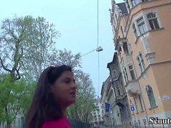 Escoteiro alemão - Real Street Casting para Teeny Coco del Mare