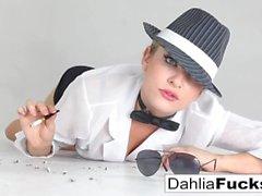 Dahlia Sky compilação de solo divertido