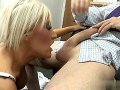 Busty pornstar pussy penetration