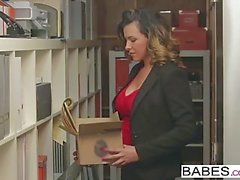 Babes - Office Obsession - Danica Dillon, Steve Rodgers - Fe