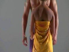 Muskel große Stück im Erotisch Kunst Südamerikanisch