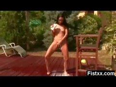 Sexy Fisting In Extreme Porno
