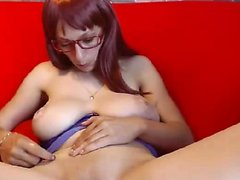 Sex auditions with sassy mature director with big boobs