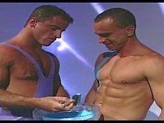 Liquid Latex Wrestling