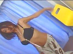 Daiya Mizusawa BBS-104 Äänetön Erotic Dancing