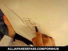 Riho Yuzukin on perseestä dongin ja kuseen kanssa hieromasauva ikäviä rako
