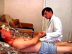 Follando aire de Su médico