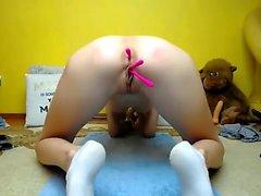 Webhoung Primavera Erotic Solo Masturbation