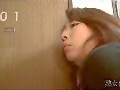 Caldo della mamma giapponesi 39 dalla Avhotmom