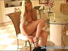 Alison ange de habillée du sexe - de Shag