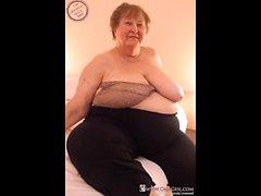 OmaGeiL Жирного Horny Granny Pictures Компиляция