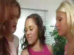 Karlie Montana,Kristina Rose And Aubrey Adams