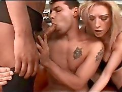 nice couple with hot big cock Italian Tranny