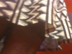 French Girl subway Pantyhose upskirt