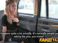 Fake Taxi Blonde PULL UP sukat