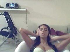 Jaime Marteau de Webcam la vidéo le 15