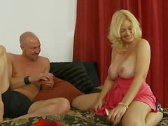 Charlee Chase Busty Milf Gets Cummed