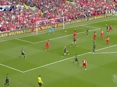 liverpool vs. stoke city 4-1 - all goals (nsfw) ( 18 material)