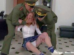 Gracinha russo abusou total a pilas deixada suja